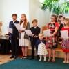 Детки поместной церкви