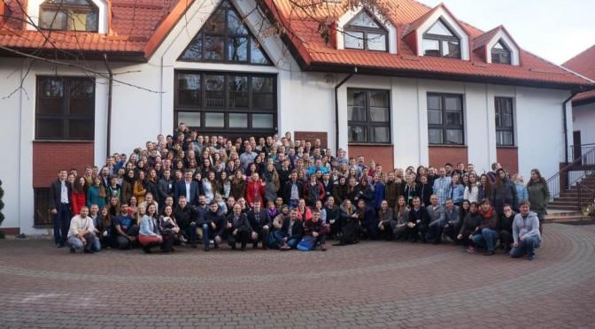 Первая молодежная конференция русскоязычных церквей Европы
