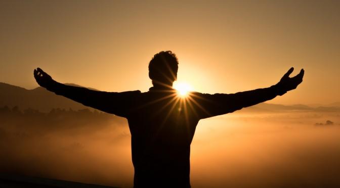 """""""но у нас один Бог Отец, из Которого все, и мы для Него, и один Господь Иисус Христос, Которым все, и мы Им"""" (1Коринф. 8:6)"""