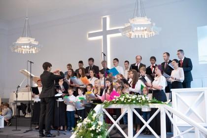 Объединенный хор Таллиннской церкви