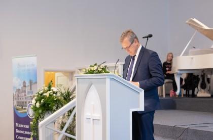 Эрки Тамм - президент Эстонского союза ЕХБ