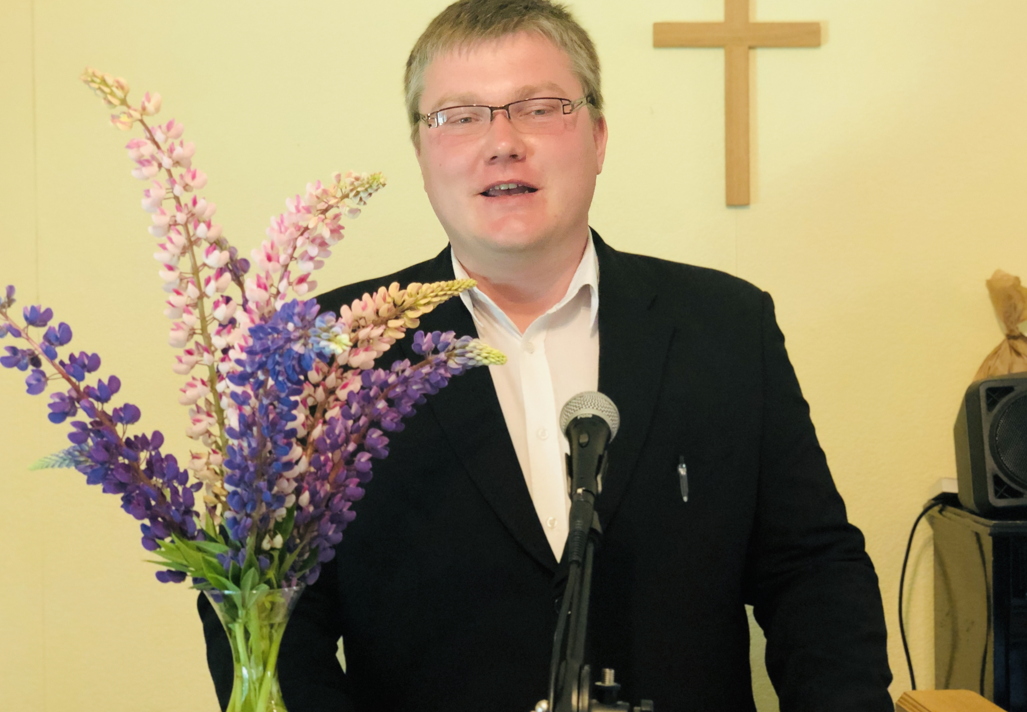 В Церкви города Тапа был рукоположен новый диакон
