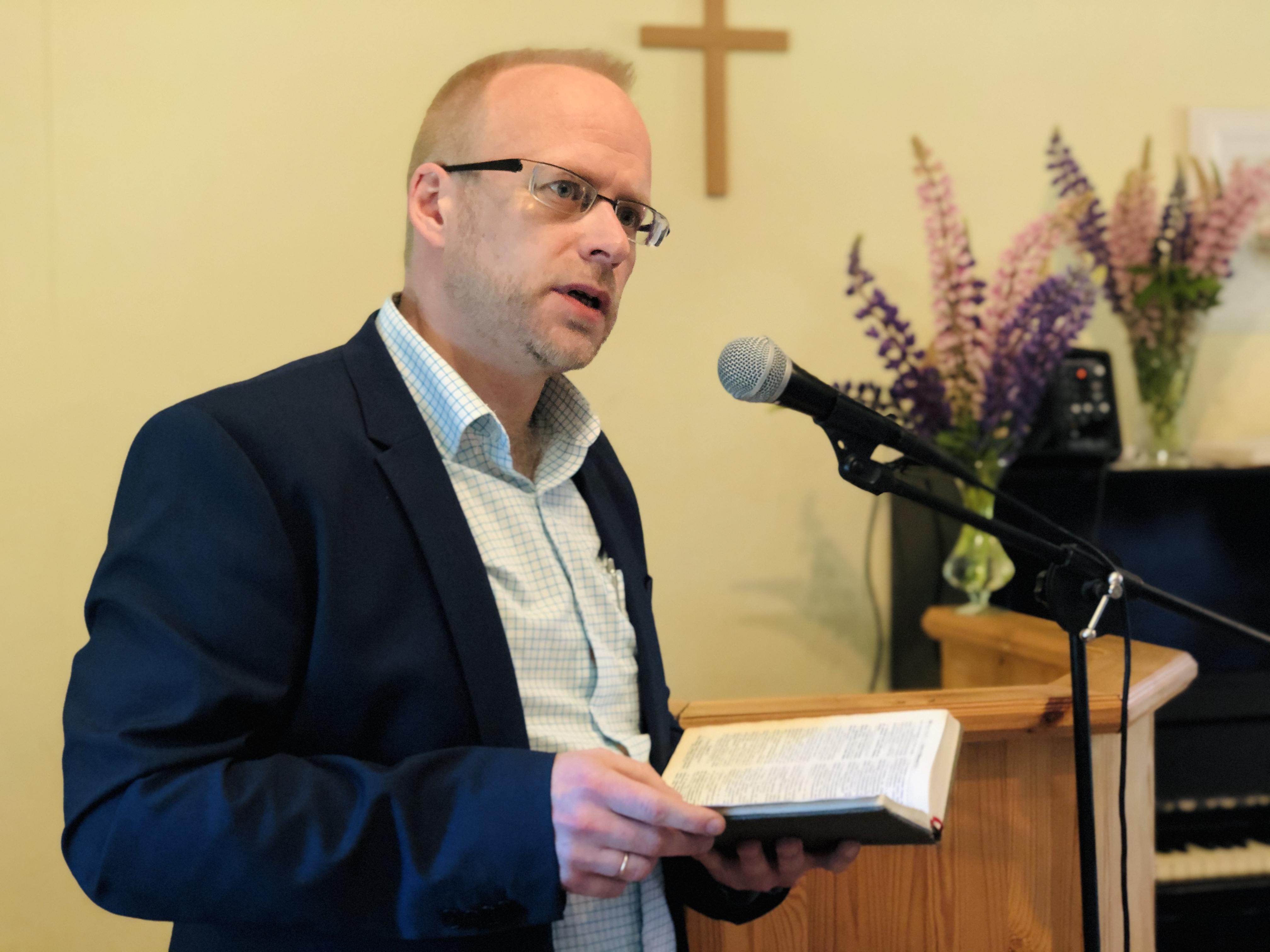 Продолжается набор в Высшую Богословскую Семинарию Союза ЕХБ Эстонии